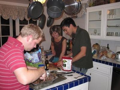 dinner-at-reza-shadmehr-sfn-2010
